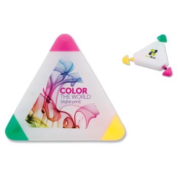 Highlighter driehoek